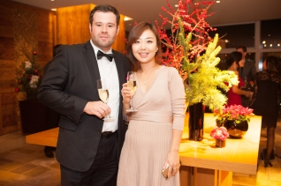 Winter Ball at Park Hyatt Busan - 03 December, 2016.