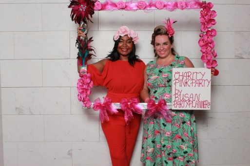 Pink Party 01 Photo Booth S-2