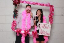 Pink Party 01 Photo Booth S-20