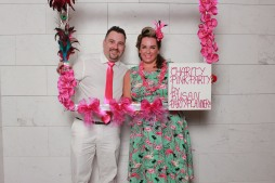 Pink Party 01 Photo Booth S-9